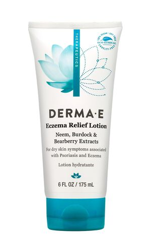 Derma E Soothing Relief Lotion, 8 oz