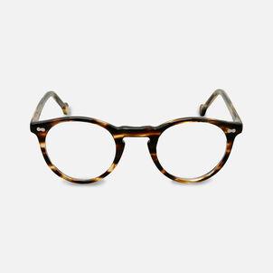 eyeOs Wise Guy Tortoise Premium Reading Glasses