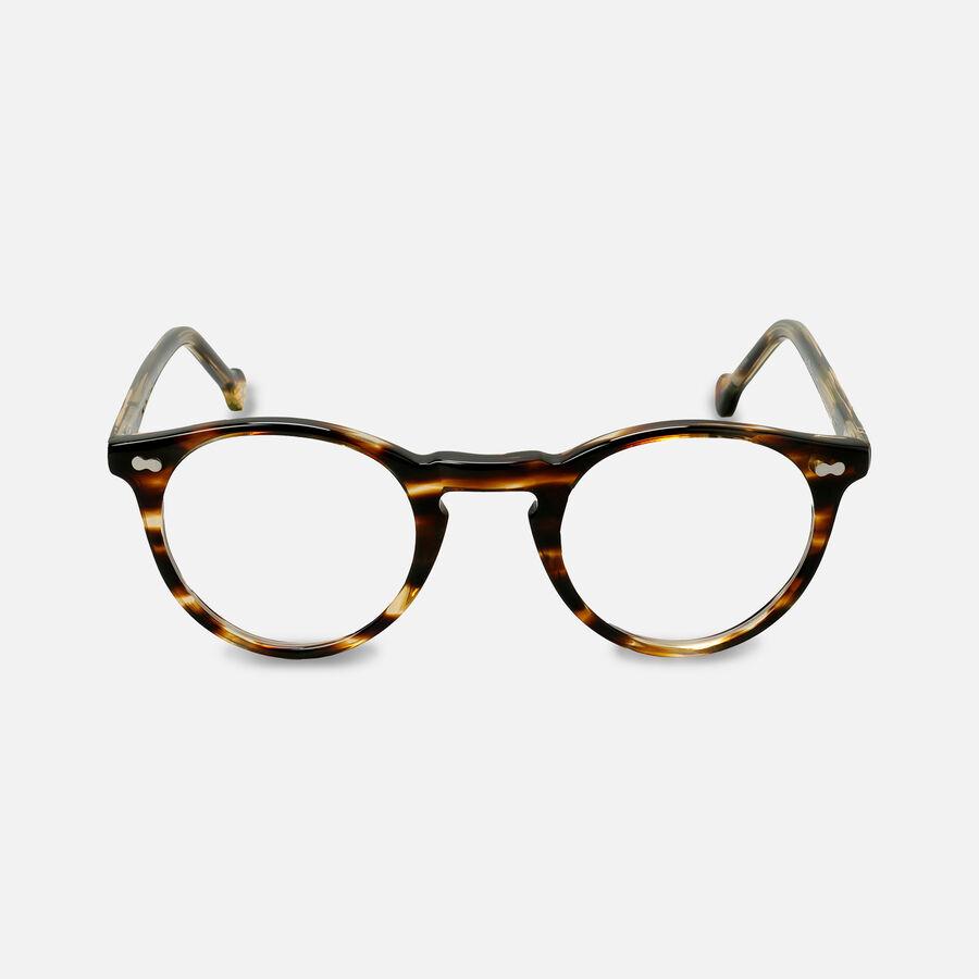 eyeOs Wise Guy Tortoise Premium Reading Glasses, , large image number 0