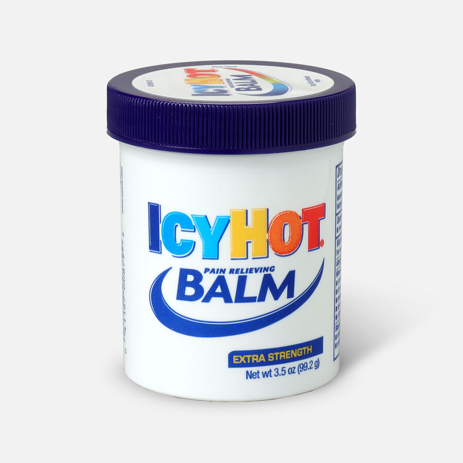 Icy Hot Pain Relieving Balm, 3.5 oz., , large image number 1