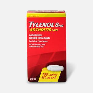 Tylenol 8HR Arthritis Pain Caplet, 100 ct