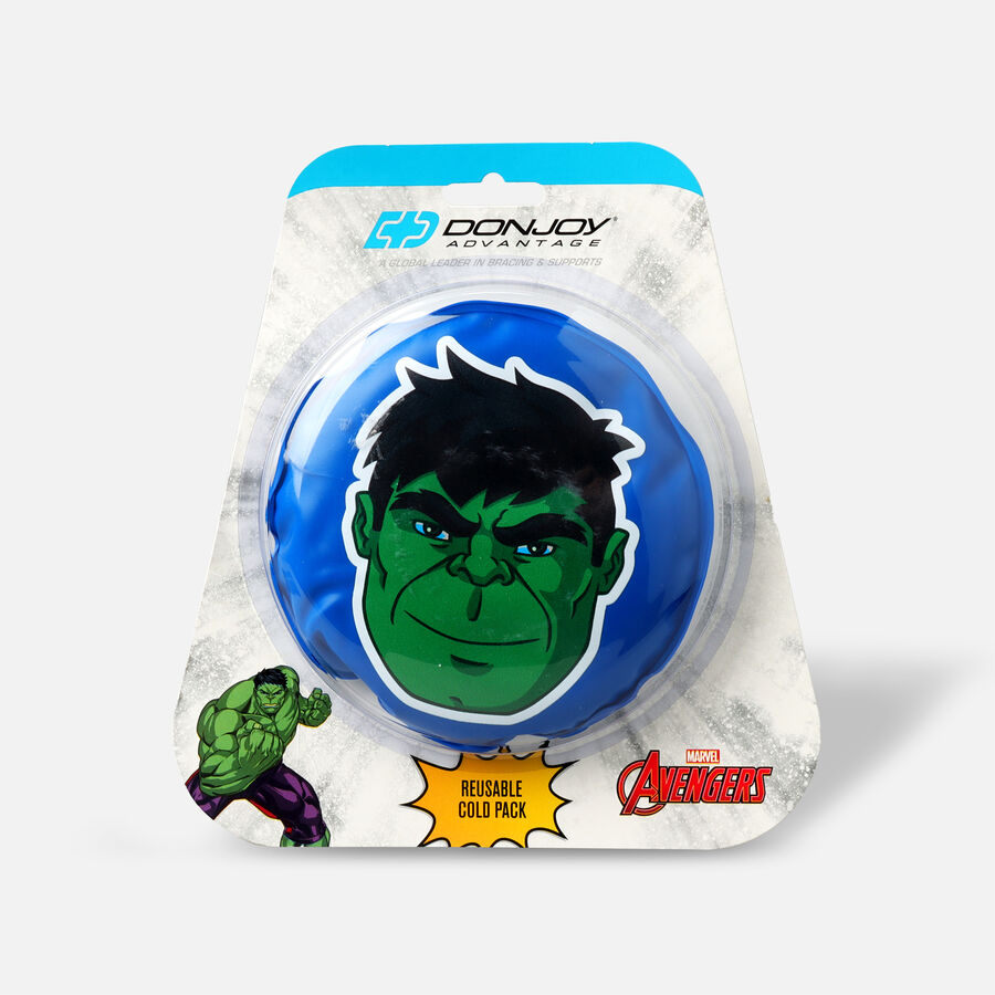 DonJoy Marvel Reusable Cold Pack - The Hulk, , large image number 0