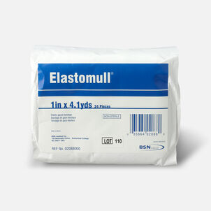 """Elastomull Cotton Conforming Bandage, NonSterile, White, 1"""" x 4.1 yds - 24ct"""