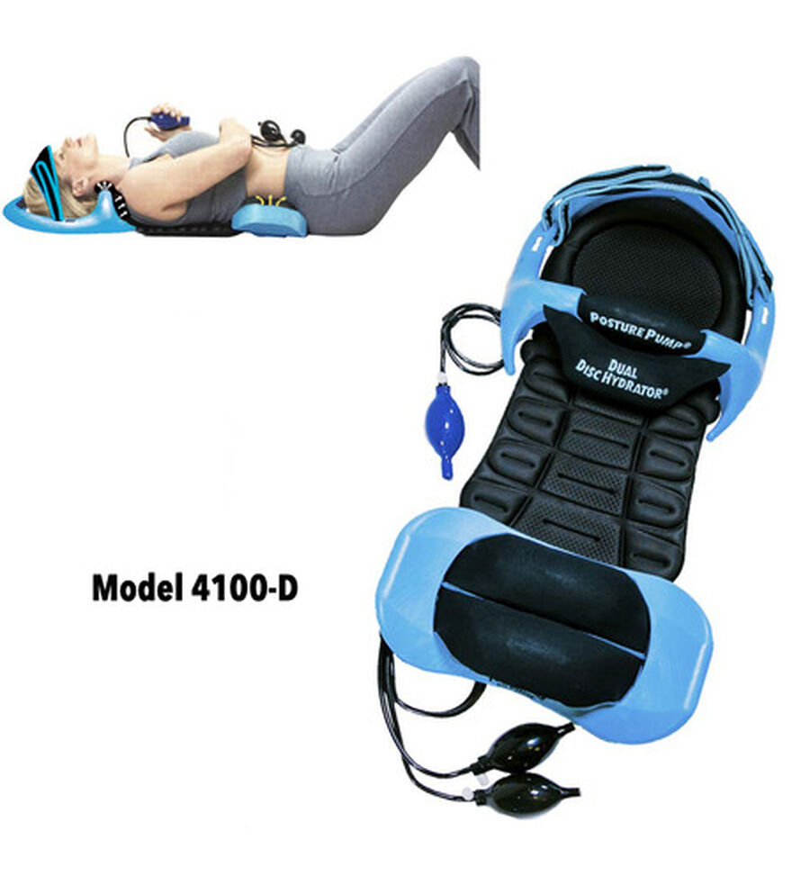 Posture Pump® Dual Deluxe Full Spine with Disc Hydrator, Model 4100-D, , large image number 9