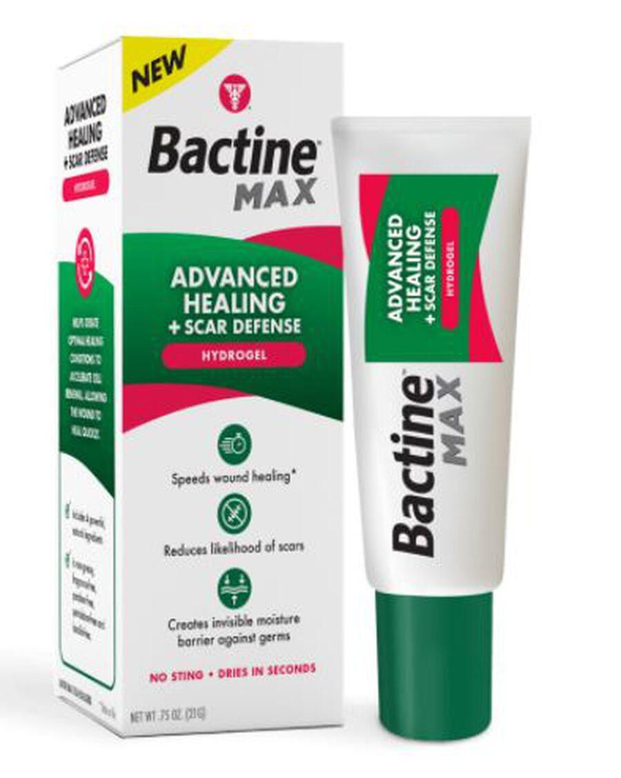 Bactine Max Advanced Healing & Scar Defense, 0.75 oz., , large image number 0