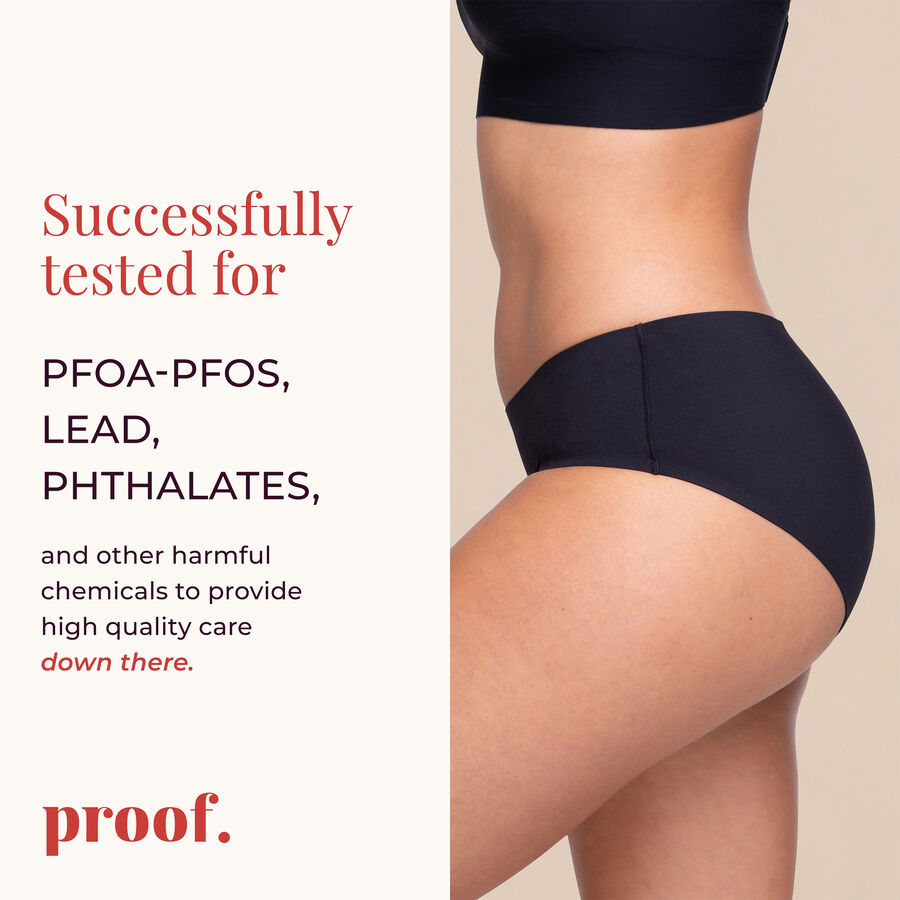 Proof® Period Underwear - Brief (3 tampons / 6 tsps), , large image number 5