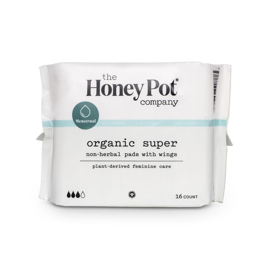 The Honey Pot Menstrual Pads, , large image number 3