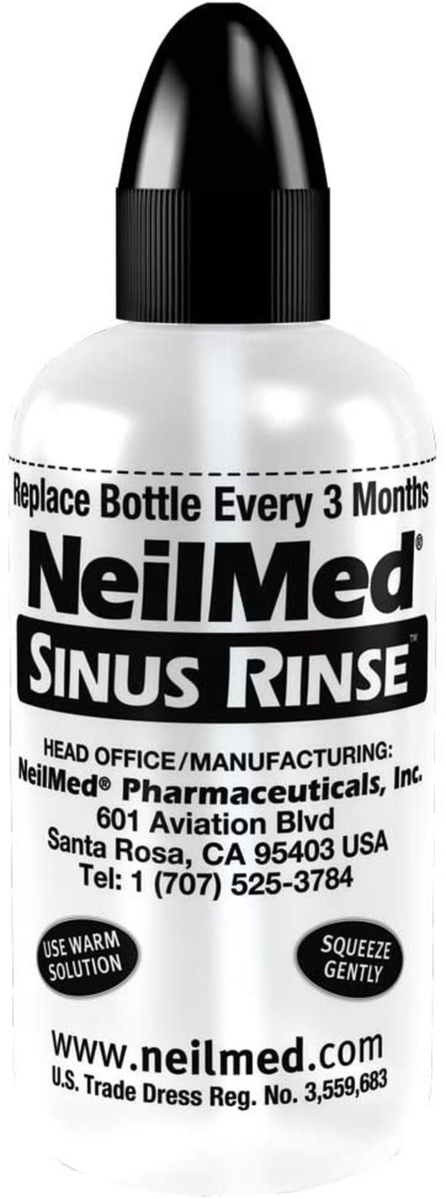 Sinus Rinse Hypertonic Kit With 30 Premixed Packets, , large image number 3