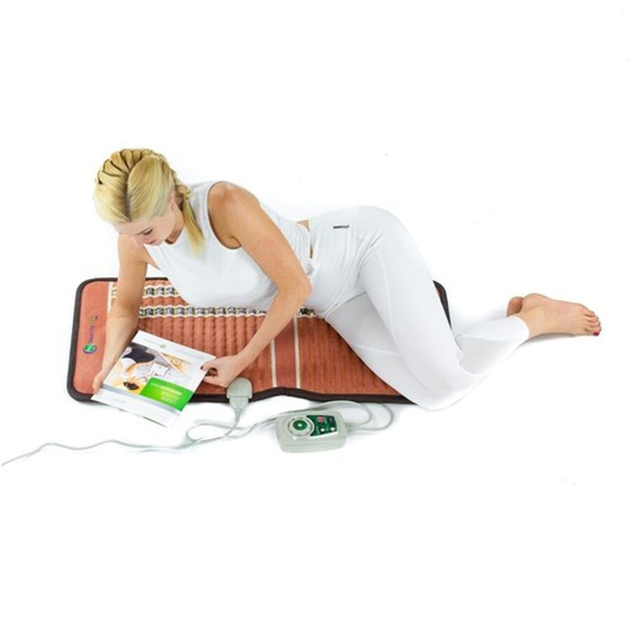 Healthyline TAO-Mat® Heating Pad for Chair, InfraMat Pro®, 4018 Firm, , large image number 4