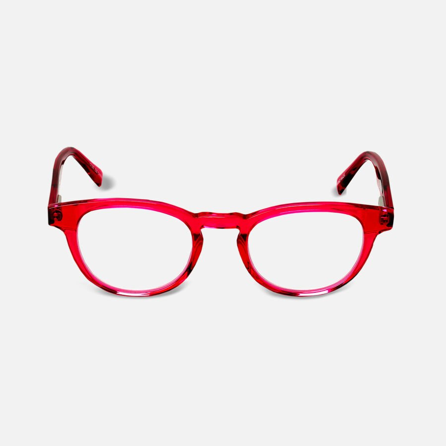 EyeBobs Clearly Reading Glasses, Pink, , large image number 8