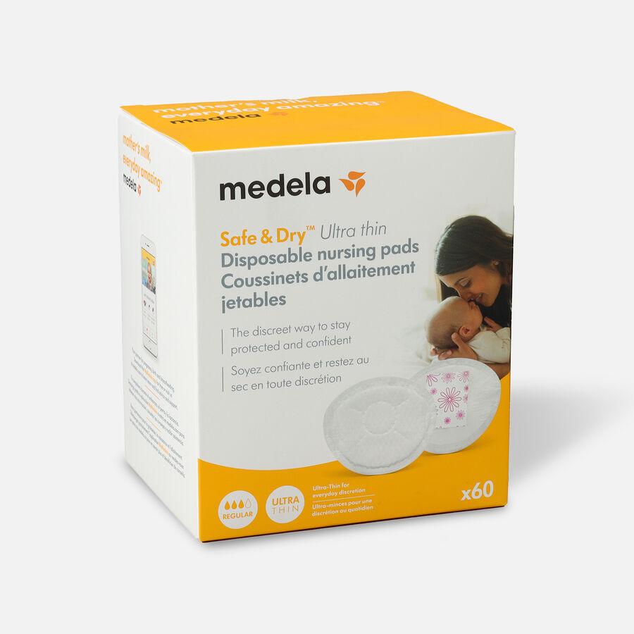 Medela Safe and Dry Thin Disposable Nursing Pad, , large image number 7