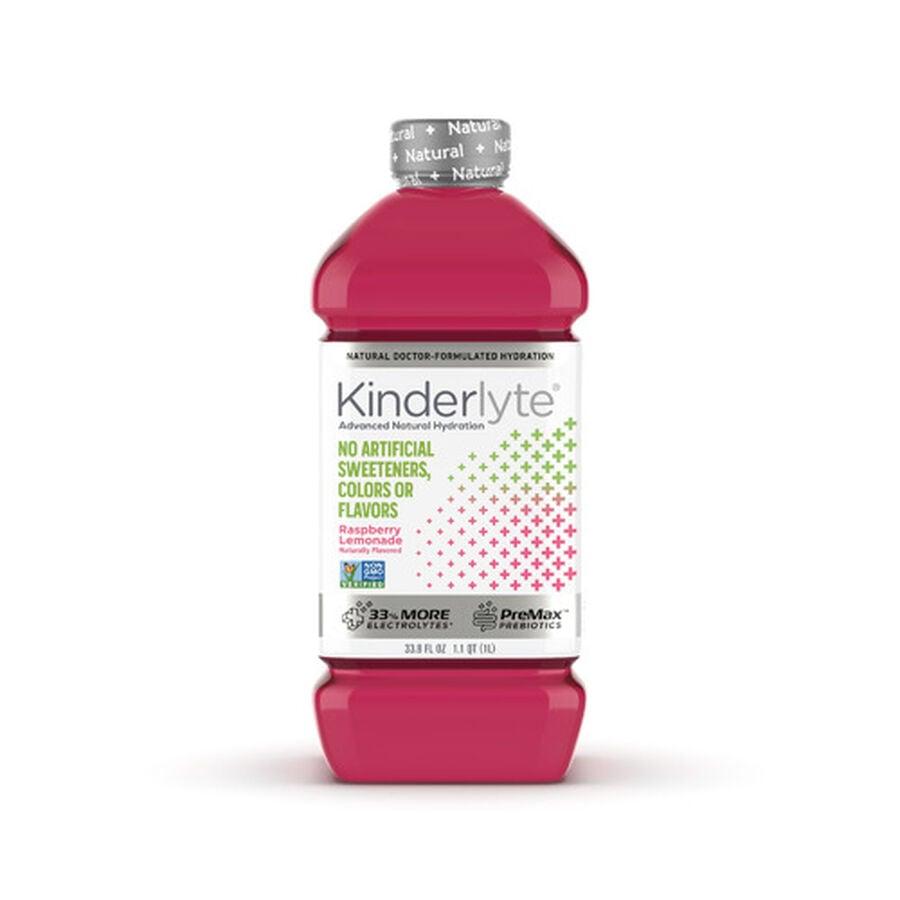 Kinderlyte Natural Advanced Oral Electrolyte Solution, Liquid, 33.8 fl. oz., , large image number 0