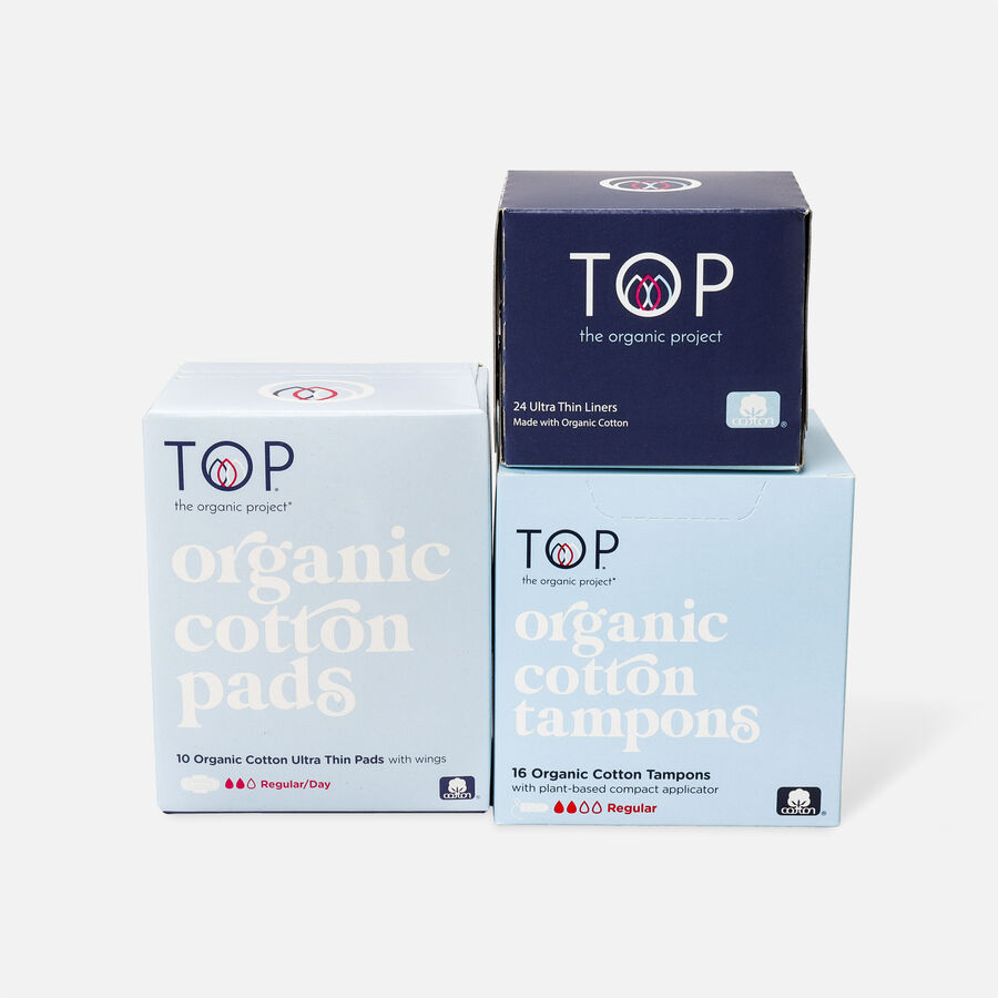 TOP the Organic Project First Period Box, , large image number 3