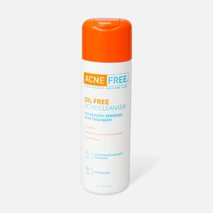 AcneFree Oil Free Facial Cleanser, 8 oz