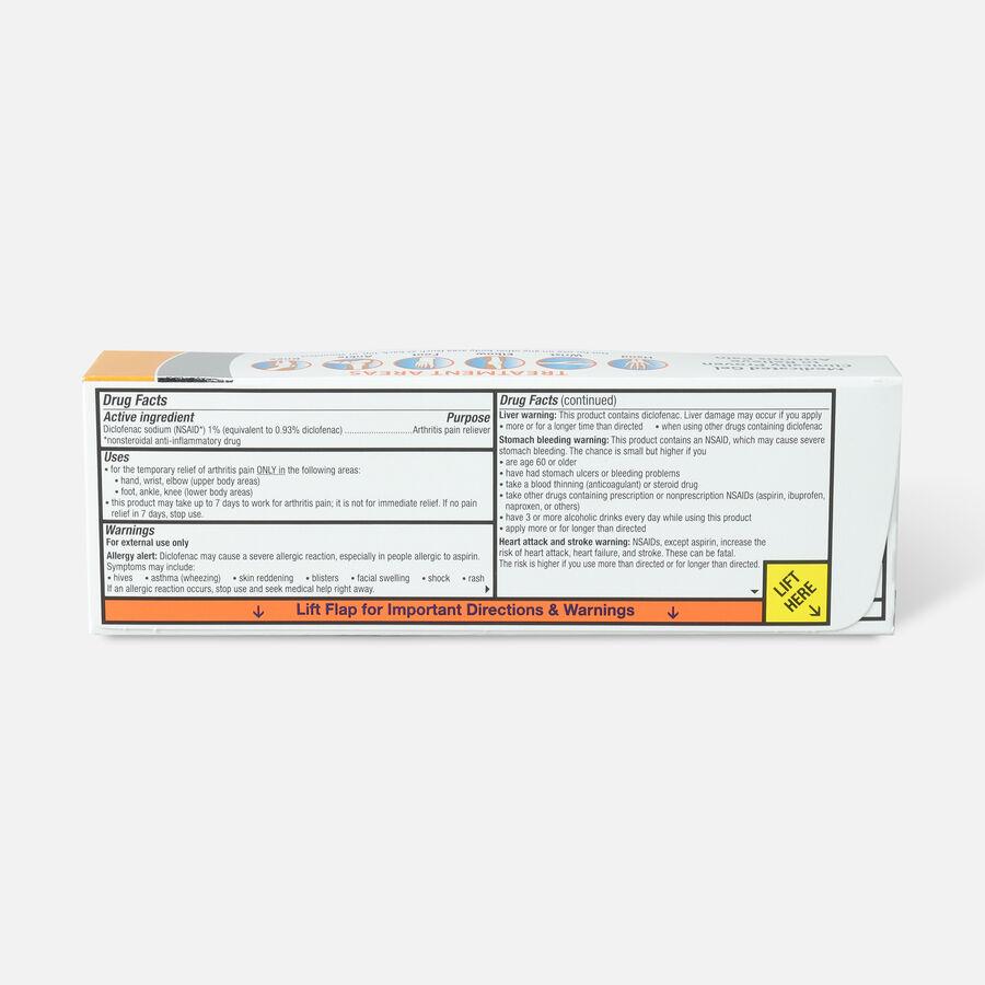 Voltaren Arthritis Pain Gel, 1.76 oz, , large image number 1