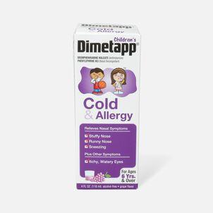Children's Dimetapp Cold & Allergy, Grape