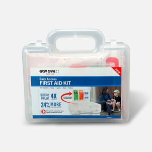 Easy Care Easy Access First Aid Kit, 173 pcs