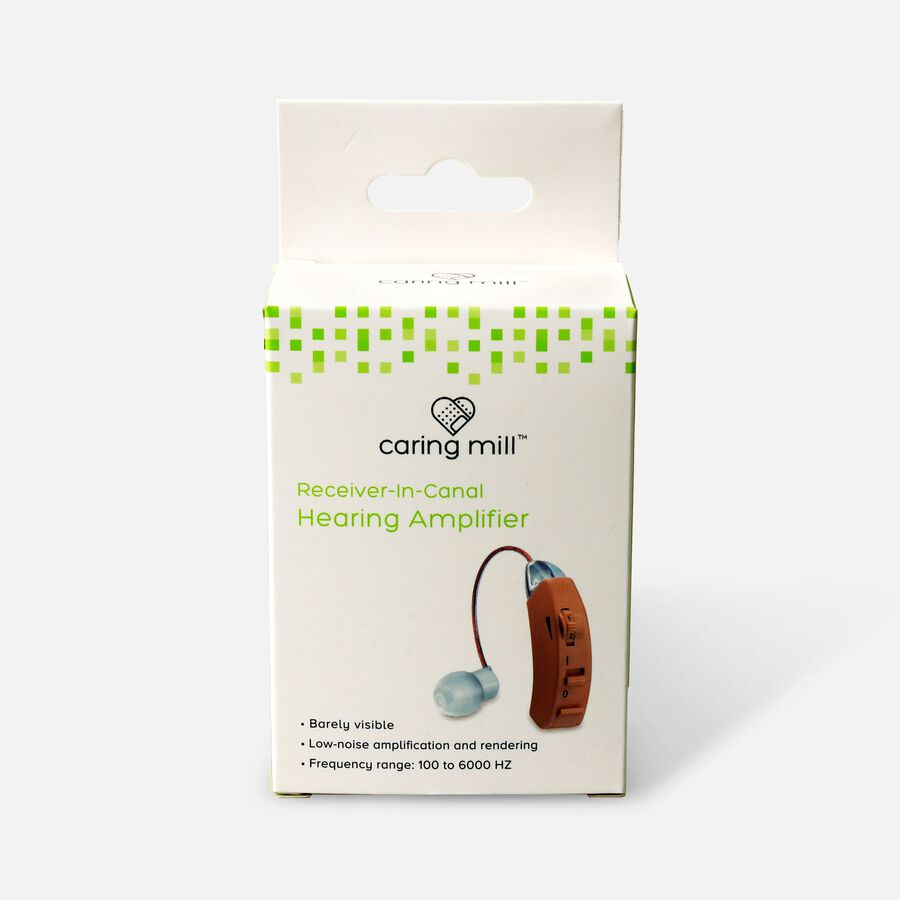 Caring Mill™ Receiver-In-Canal Hearing Amplifier, , large image number 1