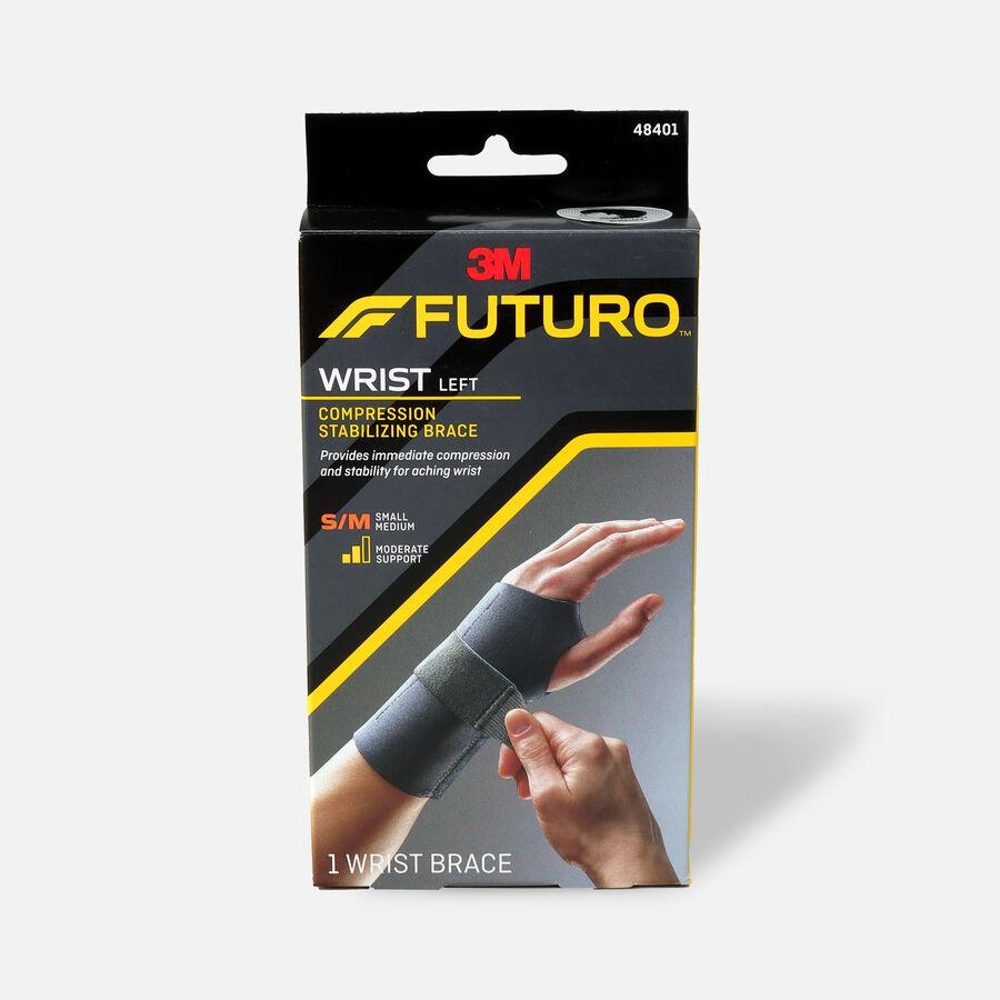 FUTURO Energizing Wrist Support, Left, , large image number 0