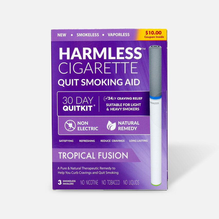 Harmless Cigarette Quit Smoking Aid, 30 Day Quit Kit, , large image number 1