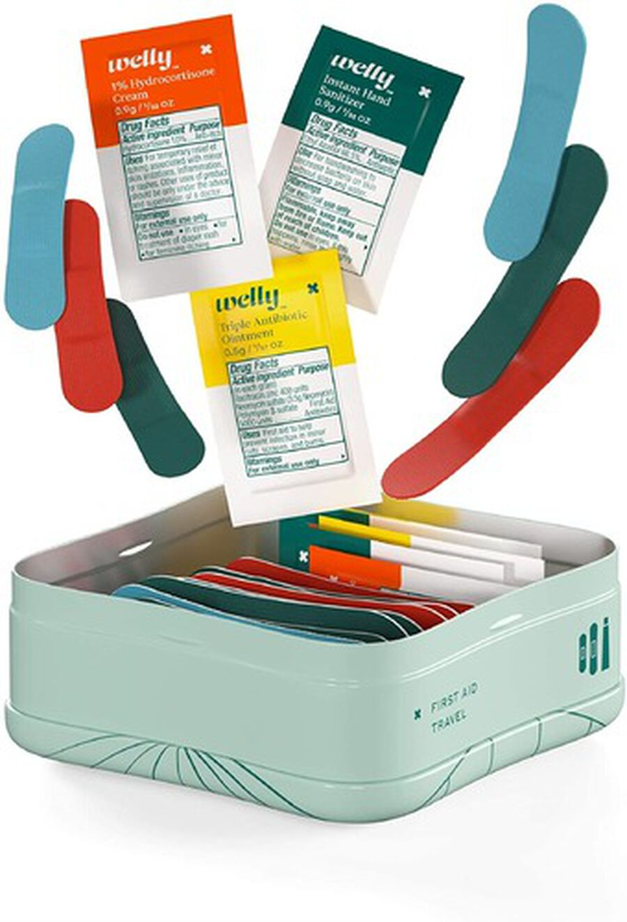Welly First Aid Kit Bundle, 78 pc, , large image number 2