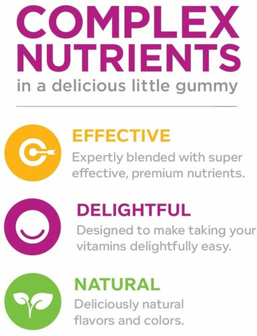 OLLY The Essential Prenatal Gummy Multivitamin, Sweet Citrus, 30 Day Supply, 60ct, , large image number 5