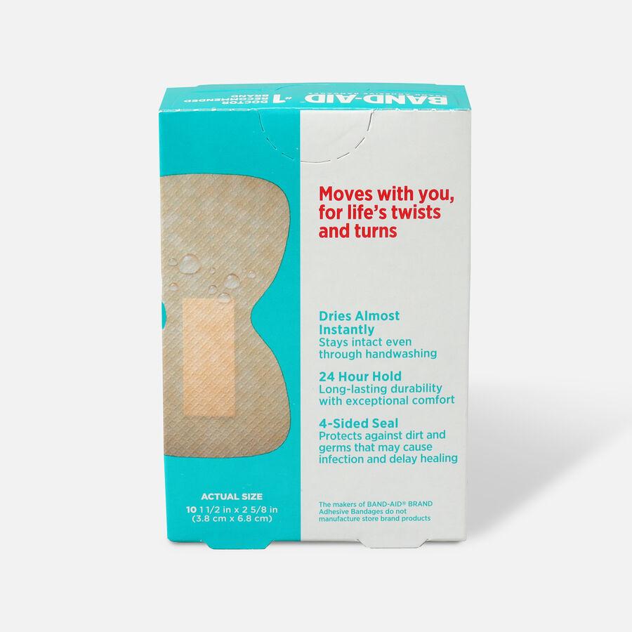 Band-Aid Skin-Flex Adhesive Bandages, Finger - 10ct, , large image number 1