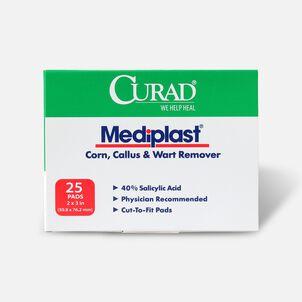 Curad Mediplast Value Pak, 25 pack