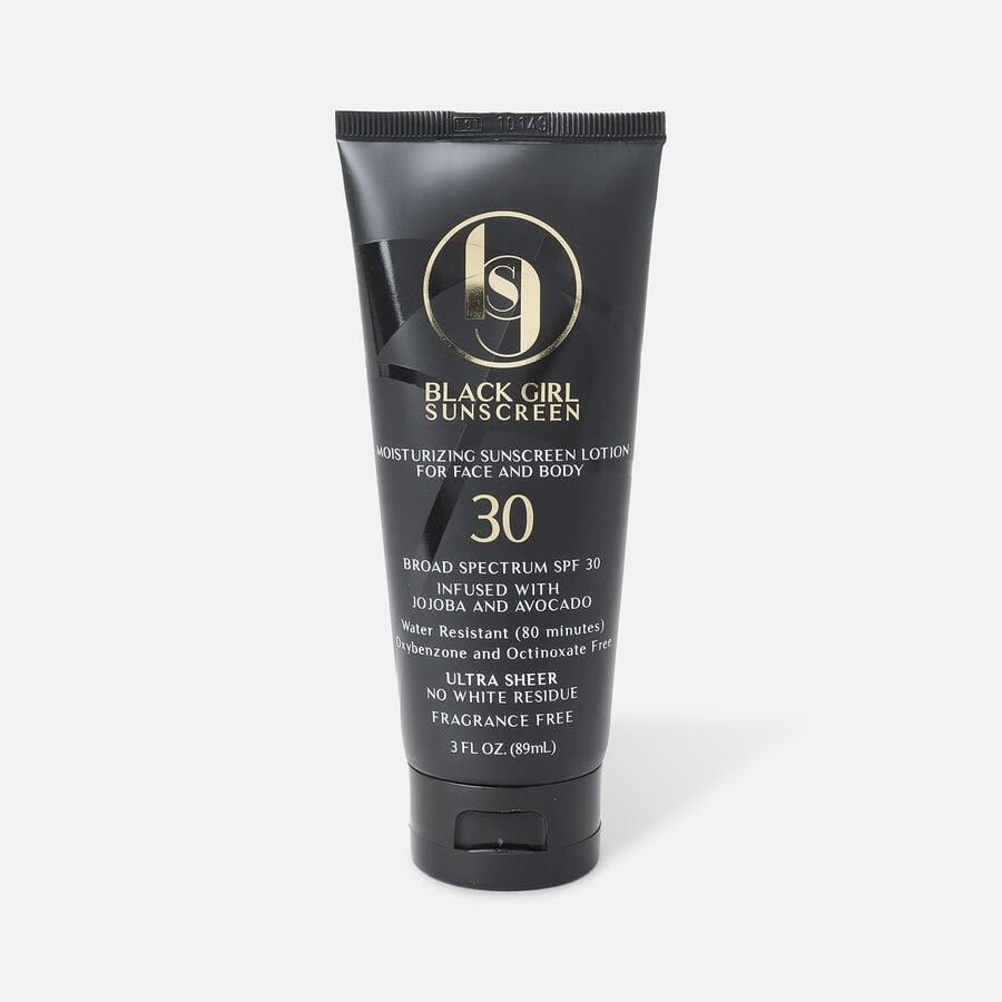 Black Girl Sunscreen Broad Spectrum, SPF 30, 3 oz, , large image number 0