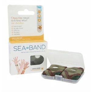 Sea-Band Wrist Band, Child, Camouflage