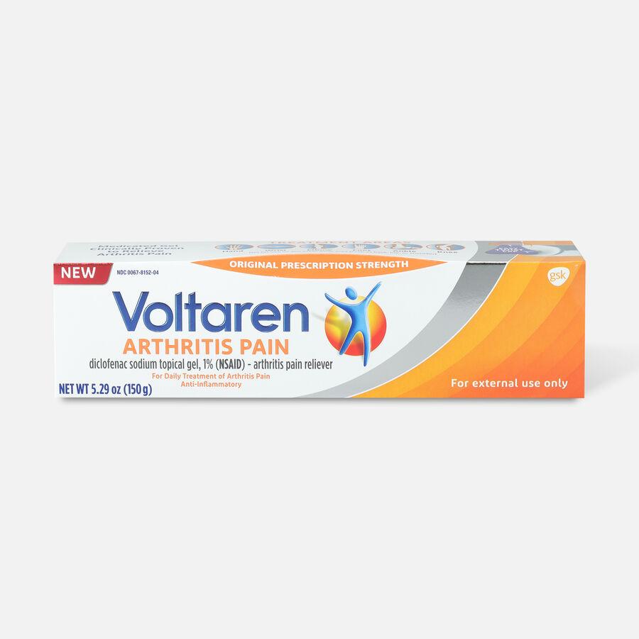 Voltaren Arthritis Pain Gel, 5.29 oz, , large image number 0