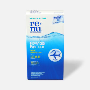 Renu Advanced Formula Multi Purpose Solution 2 oz. Travel Pack