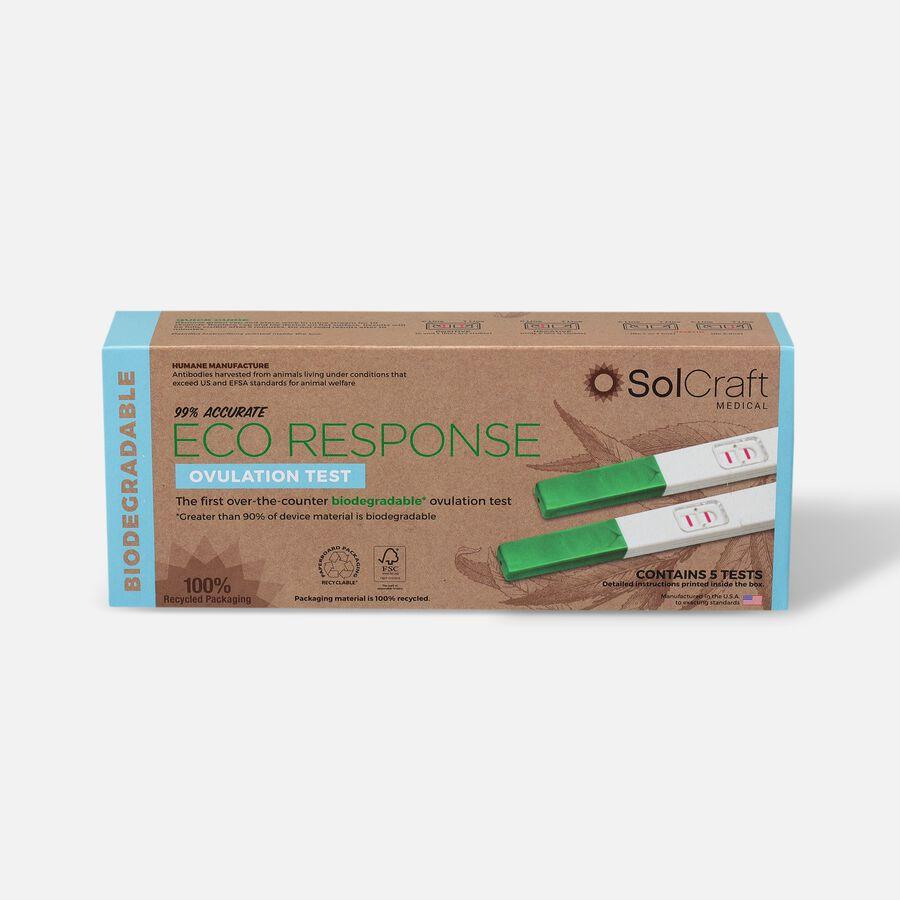 Eco Response Biodegradable Ovulation Test - 5ct, , large image number 0