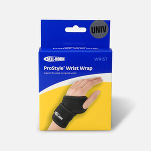 Bell-Horn ProStyle Wrist Wrap, Universal