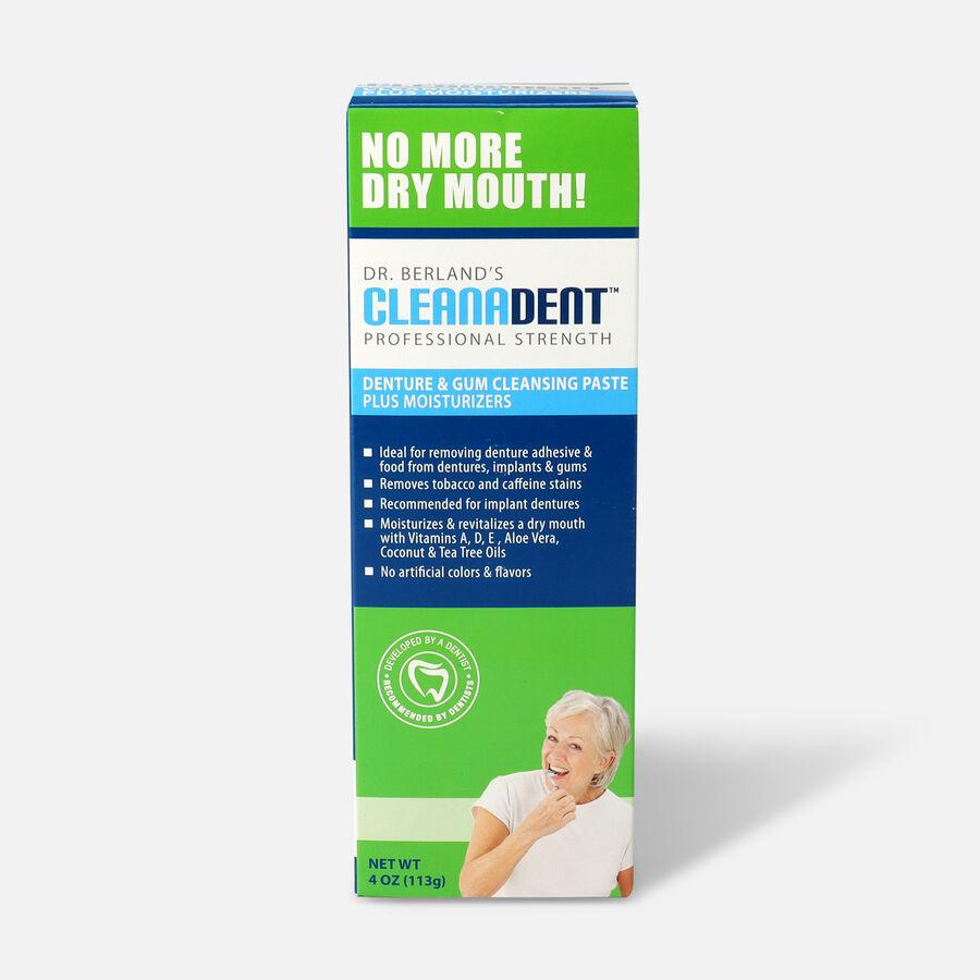 Dr. B Dental Solutions Denture & Gum Cleansing Paste - 4oz, , large image number 0