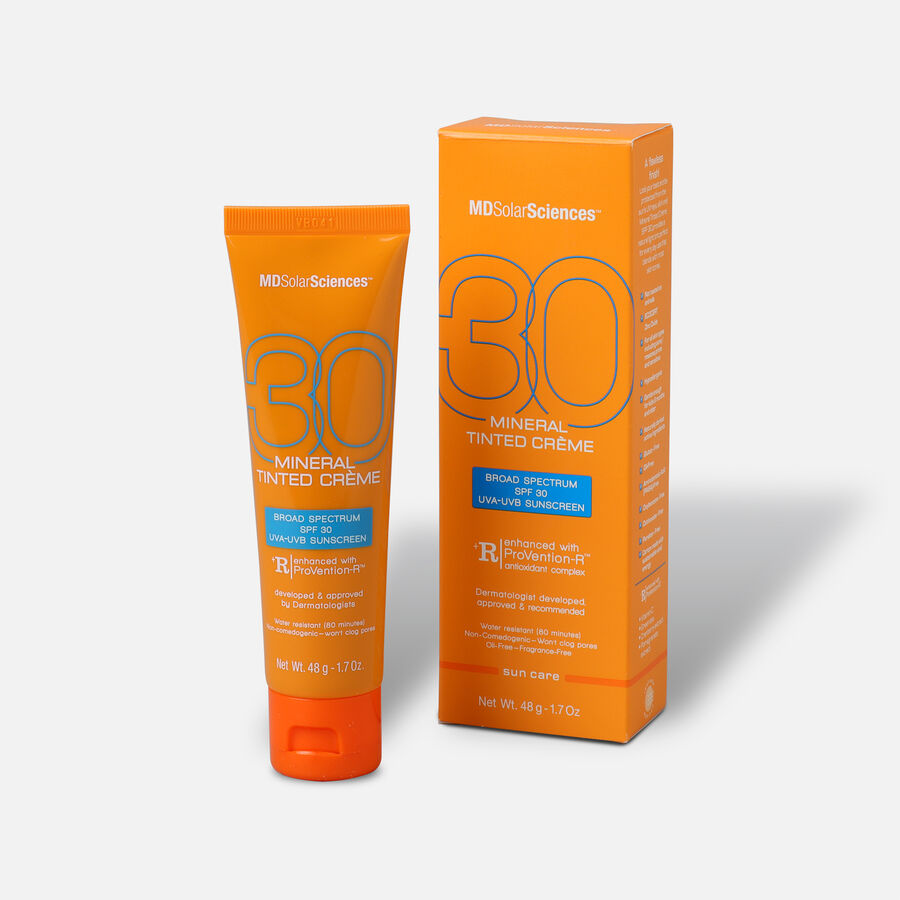 MDSolarSciences Mineral Tinted Crème SPF 30, 1.7oz, , large image number 0