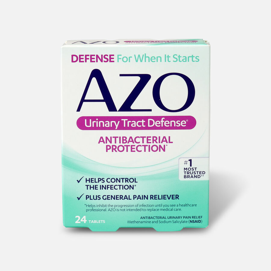 AZO Urinary Tract Defense Tablets, 24 ct, , large image number 0
