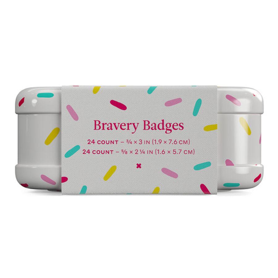 Welly Bravery Badges Ice Cream Assorted Flex Fabric Bandages - 48ct, , large image number 5
