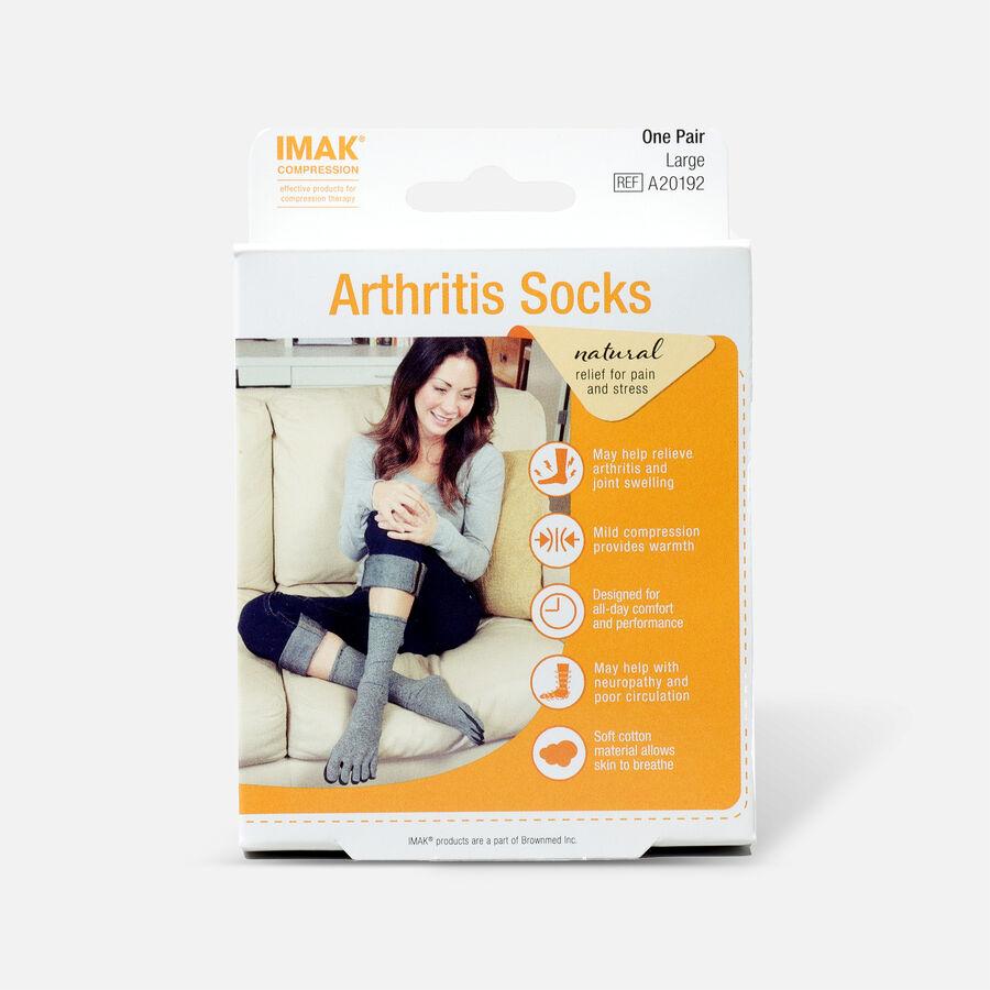 IMAK Compression Arthritis/Circulation Sock, , large image number 0