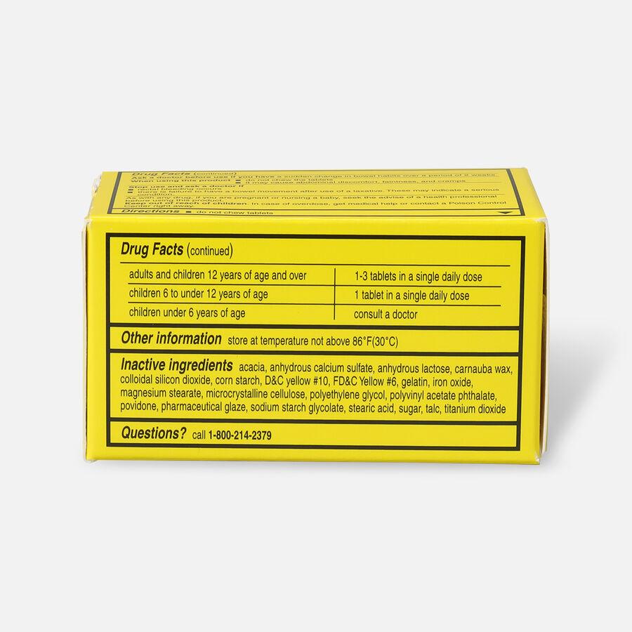 Alophen Bisacodyl Laxative Tablets, 5mg, 100 ct, , large image number 4