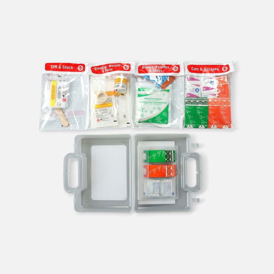 Easy Care Easy Access First Aid Kit, 173 pcs, , large image number 1