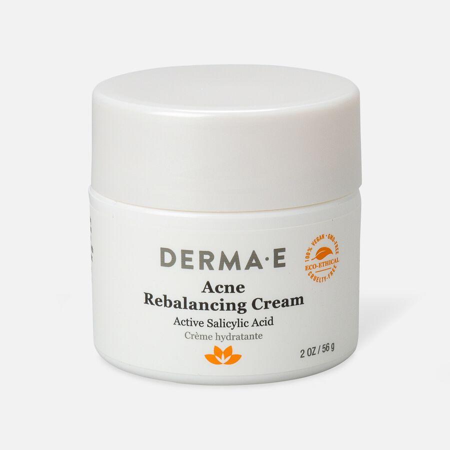 Derma E Acne Rebalancing Cream, 2 oz, , large image number 0