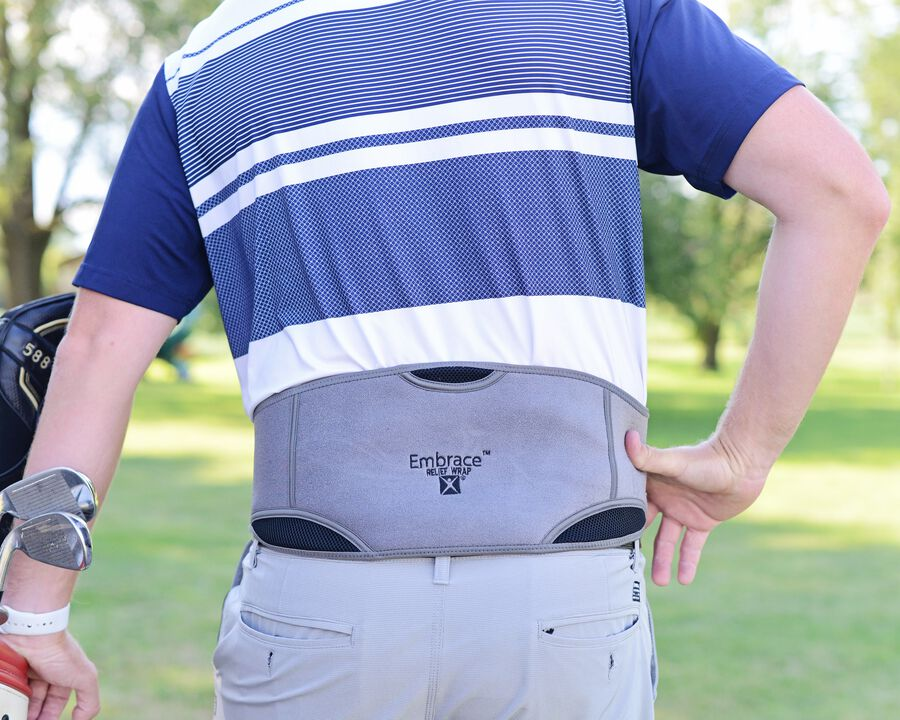 Battle Creek Embrace ™ Relief Back Wrap – Portable, 3 Temperature Settings, Auto Shut Off, Wireless & Rechargeable Wrap, Battery-Operated Heat Therapy Wrap for Back Pain Relief, , large image number 21