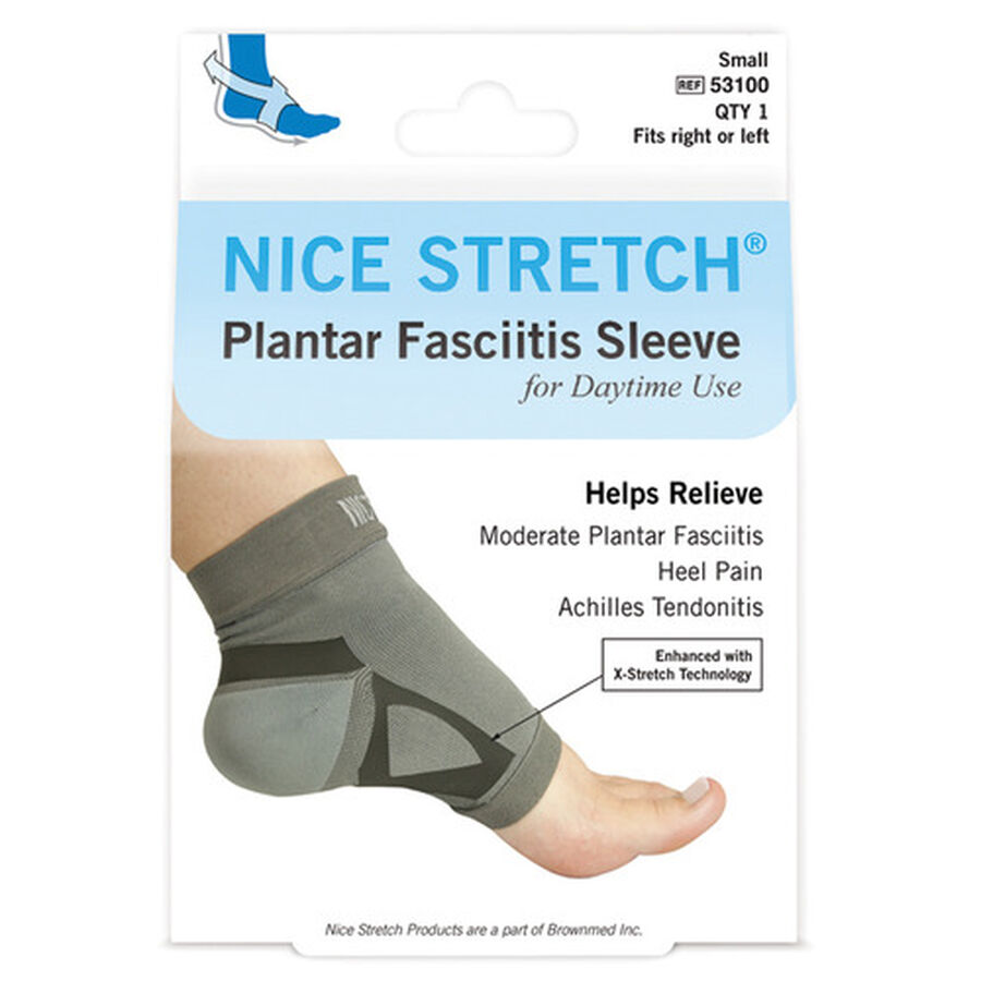 NICE STRETCH® Plantar Fasciitis Sleeve, , large image number 1