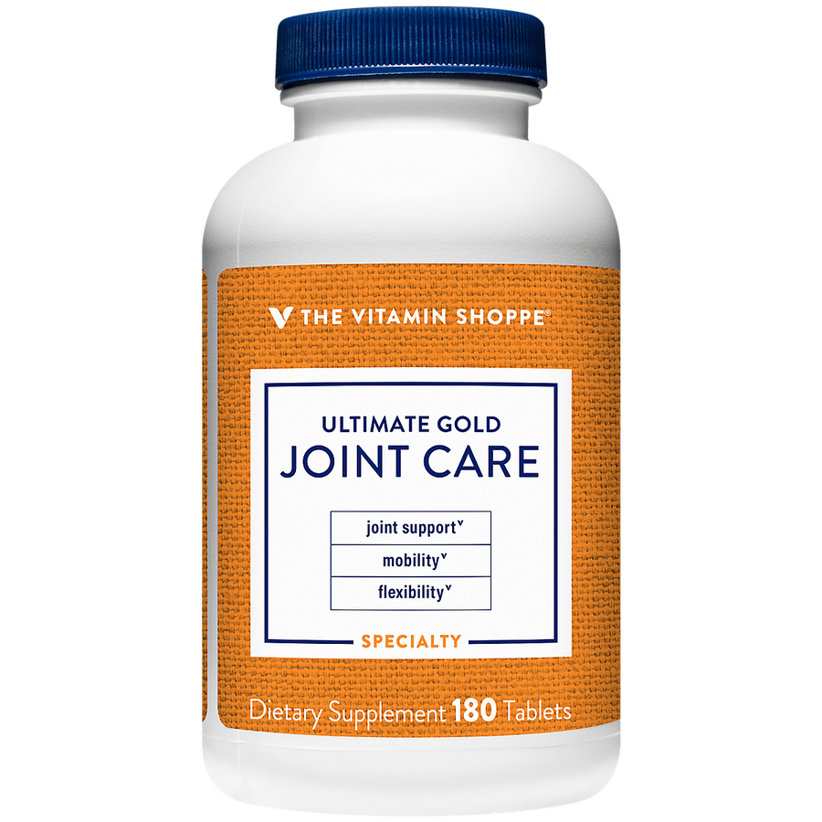 Vitamin Shoppe Ultimate Gold Joint Care, Tablets, , large image number 0