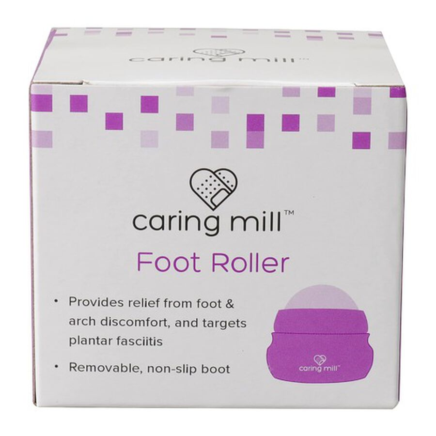Caring Mill™ Foot Roller, , large image number 0