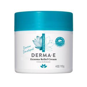 Derma E Eczema Relief Cream, 4 oz
