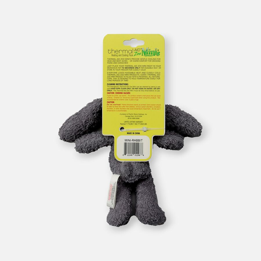 Thermal-Aid Mini Zoo Rabbit Hot and Cold Pack, , large image number 1