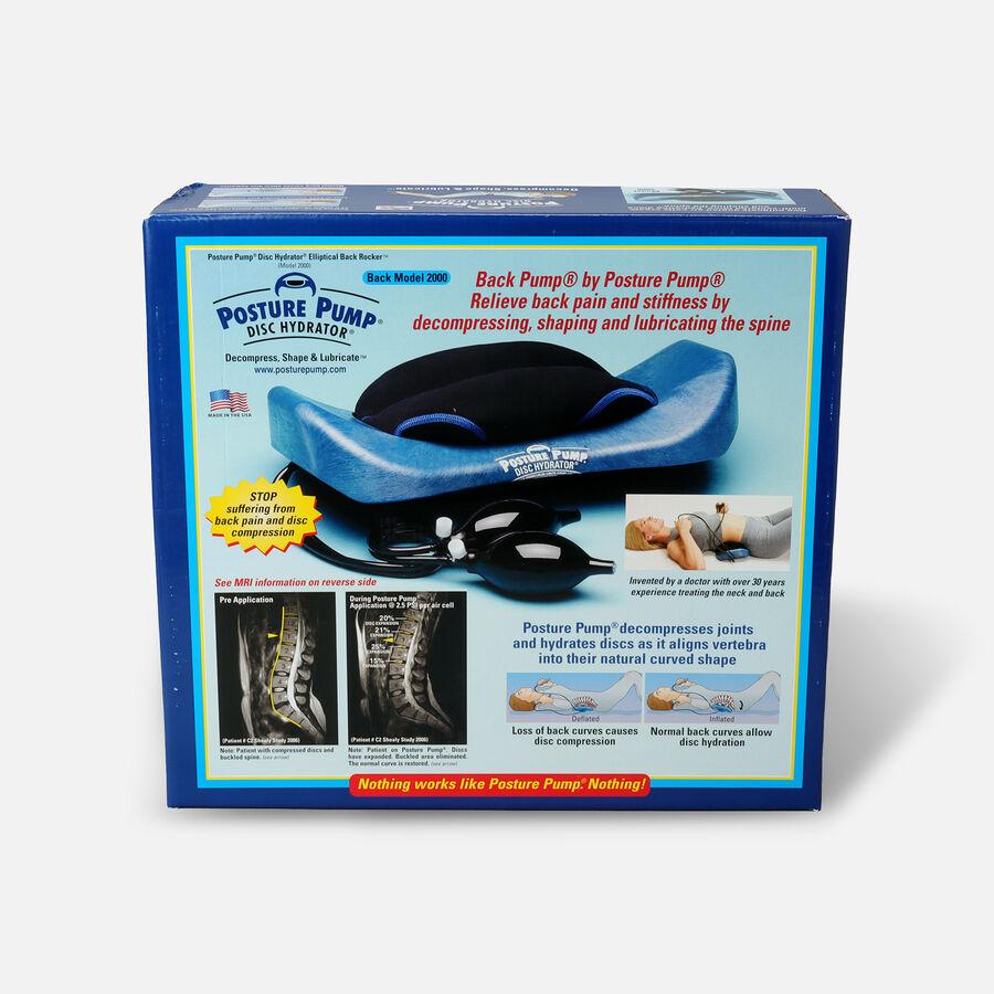 Posture Pump® Back Pump® Elliptical Back Rocker™, Model 2000, , large image number 0