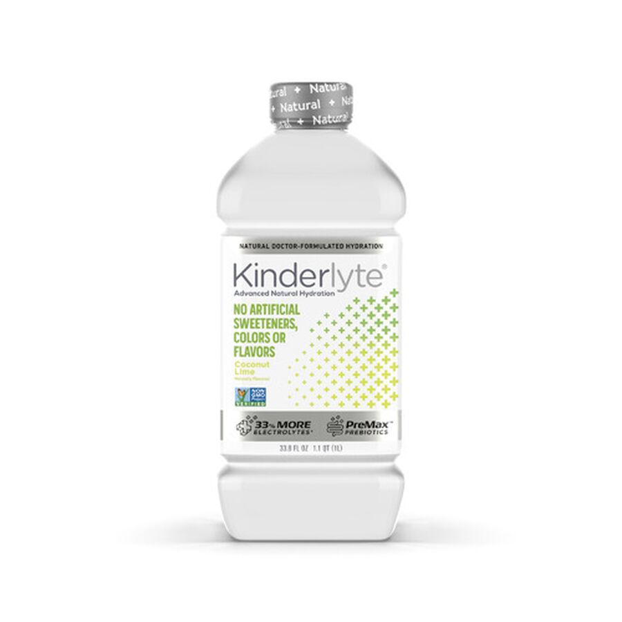 Kinderlyte Natural Advanced Oral Electrolyte Solution, Liquid, 33.8 fl. oz., , large image number 1
